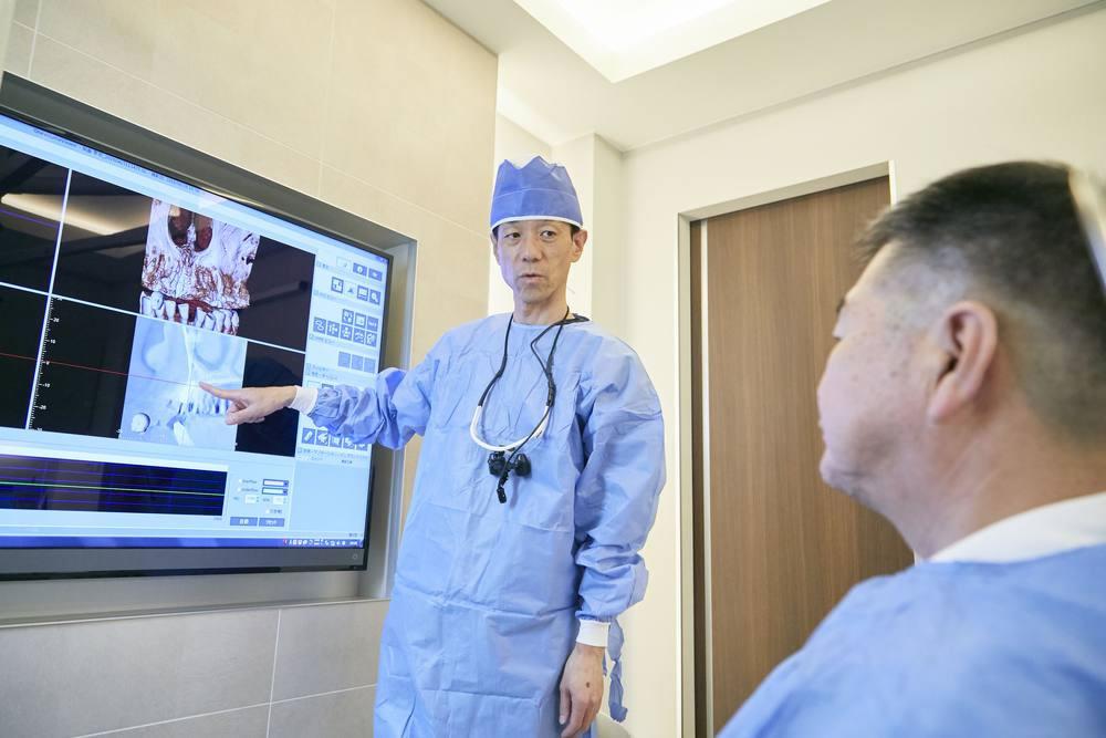 理事長伊藤が考えるインプラント治療