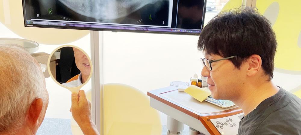 歯周病予防・改善